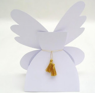 Angel Favor Boxes