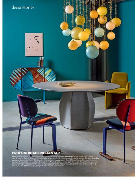 Styling / Set design | Elisa Musso    Casa Vogue Brasil: styling: Elisa Musso _ photo: Alessandro Paderni