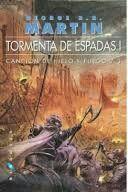 """""""Tormenta de espadas, vol. I. Canción de hielo y fuego, III"""", George R. R. Martin #28 #kindle"""