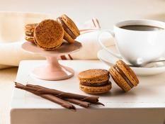 SBN Macarons Belgian Choc Hazelnut (Gluten Free)