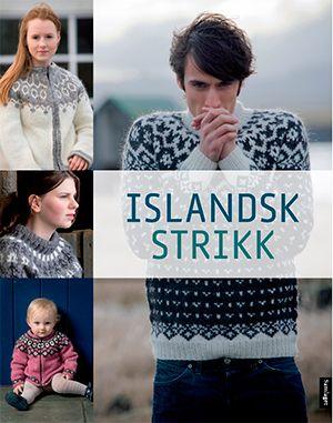 Islandsk strikk fra Haugenbok. Om denne nettbutikken: http://nettbutikknytt.no/haugenbok-no/