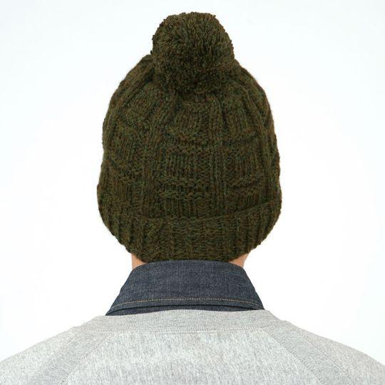 Grevi Aran Bobble Hat
