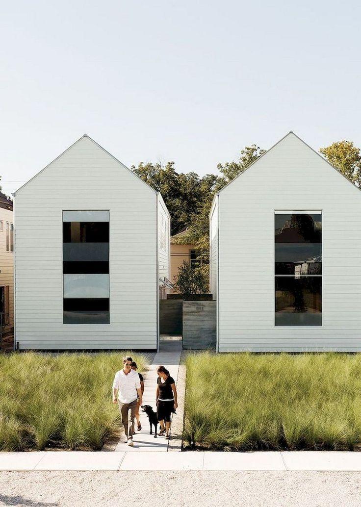 Exterior By Sagar Morkhade Vdraw Architecture 8793196382: 55+ Incredible Scandinavian Exterior Photo Pic #Home #Decor #House #Exterior