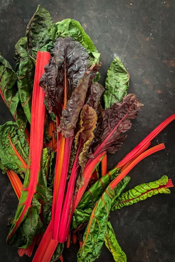 Pin On Salads With Chard