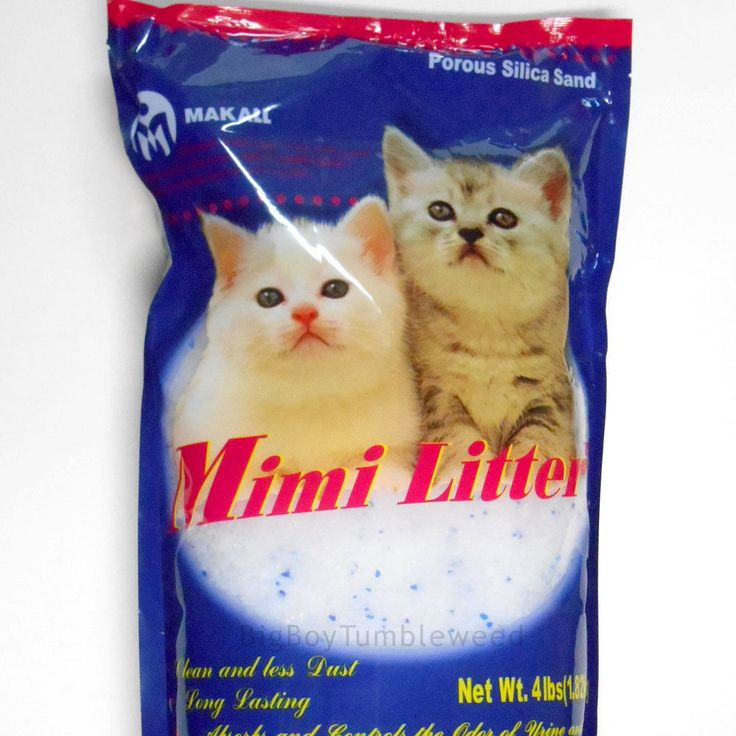 how to make crystal cat litter