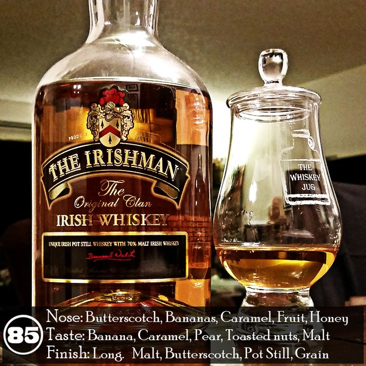 The Irishman Original Clan Irish Whiskey is good stuff. Even if it's not tremendously complex it's just an out and out fun daily drinker. Warm, sweet, fruity and malty nose meets silky, sweet, fruity and malty palate in a simple and pleasant manner. My only major complaint is I wish there was more pot still. I would love to try this with the the 70/30 Single malt / Single Pot Still reversed; I'm sure it would be incredible.