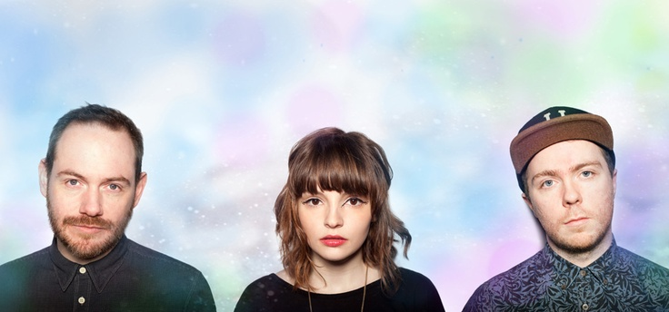 CHVRCHES Announce New April/ May Tour Dates