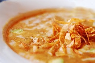 Island's Tortilla Soup