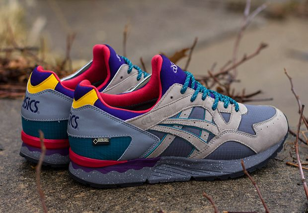 "Bodega x Asics Gel Lyte V ""Get Wet"" - Global Release Date - SneakerNews.com"