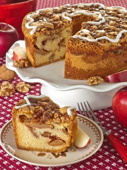 Dutch Apple Cake | Pennsylvania Dutch Dessert