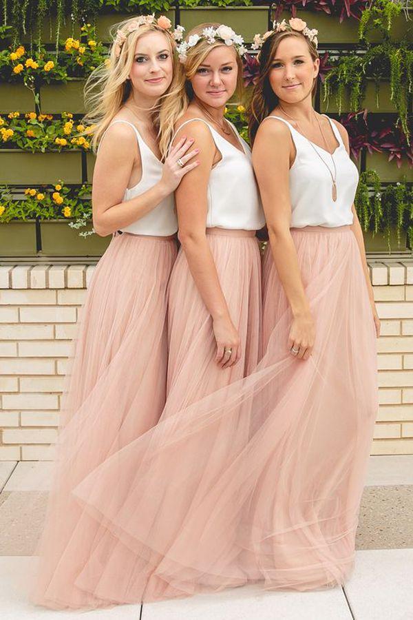 2017 bridesmaid dresses,bridesmaid dresses,pink bridesmaid dresses,long bridesmaid dresses,fashion,women fashion,dresses,party dresses,wedding party dresses,cheap bridesmaid dresses