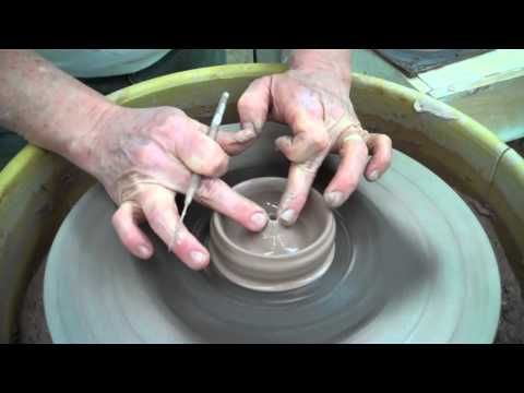 how to make a pottery wheel youtube
