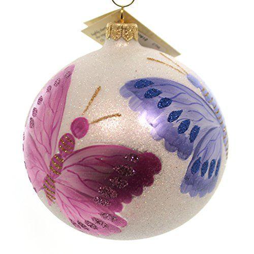 1236 besten glass christmas ornaments bilder auf pinterest. Black Bedroom Furniture Sets. Home Design Ideas