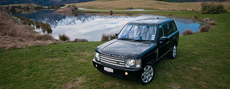 Range Rover - Black ZQN