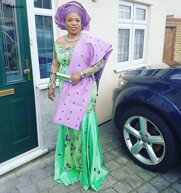 CHECK OUT THESE BEAUTIFUL YORUBA TRADITIONAL WEDDING ATTIRES INSPIRATION