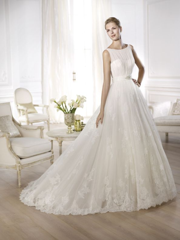 Svatební šaty Pronovias Oceania