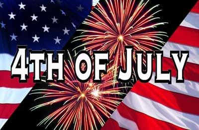 july 4th 1776 what day of the week