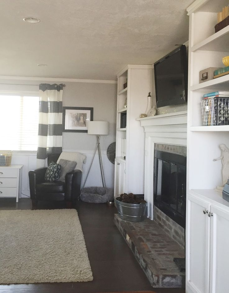 Raised Ranch Living Room Design: Split Level Living Room Ideas