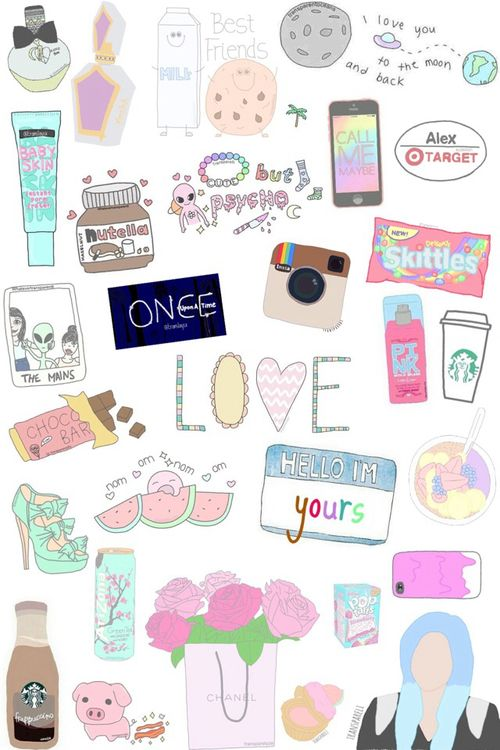 Cute wallpaper for all them Starbucks lovers | Wallpapers ...