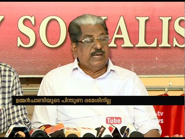 Oommen Chandy is better than Ramesh Chennithala as opposition leader says A. A. Aziz