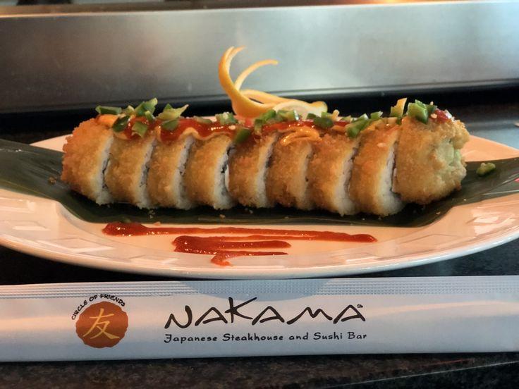 Sushi 🍣 at NAKAMA!