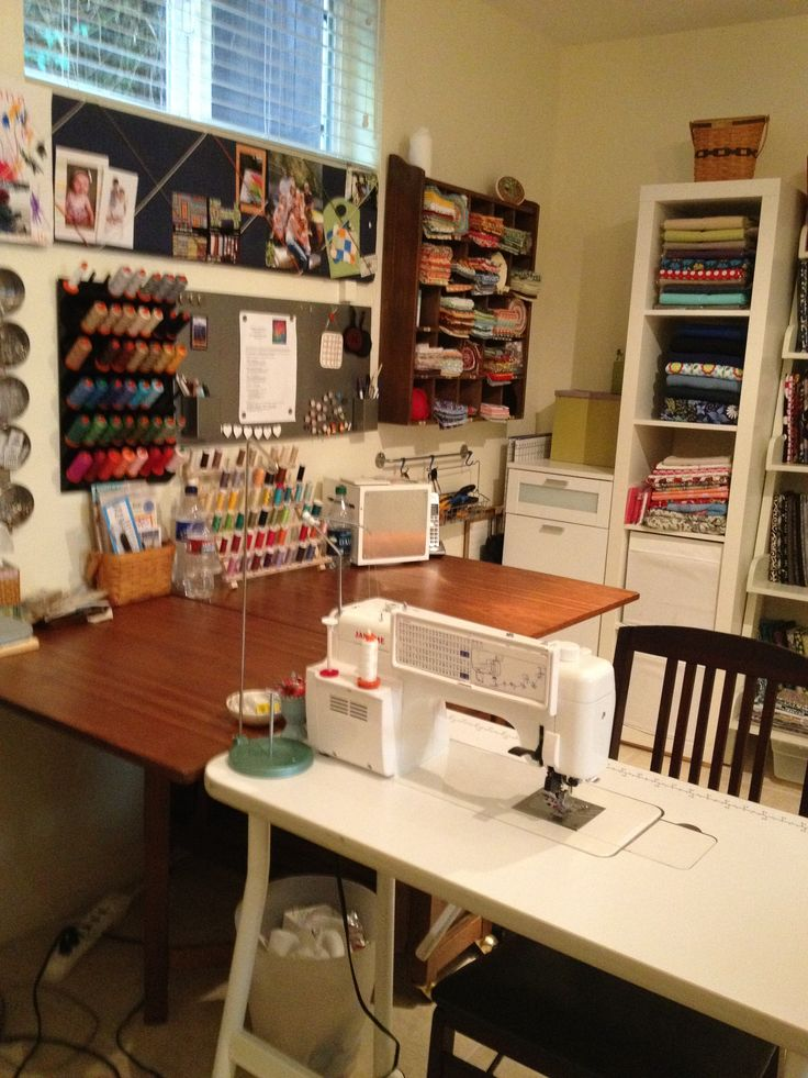 Ikea sewing room ideas sewing room of the month art Sewing room designs