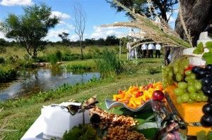 Mystique weddings and conferences, situated in the outskirts of Bulawayo, Zimbabwe