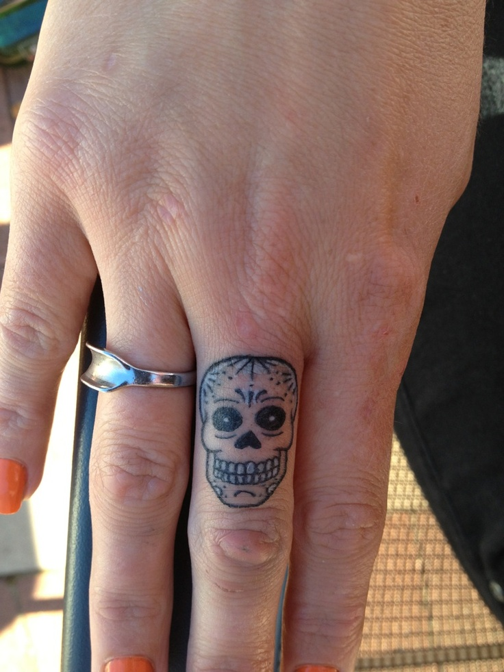 See your tattoo ideas visualised on your body. www.mynext-tattoo.com  Mexican skull tattoo!:)