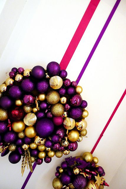 Best purple christmas decorations ideas on pinterest