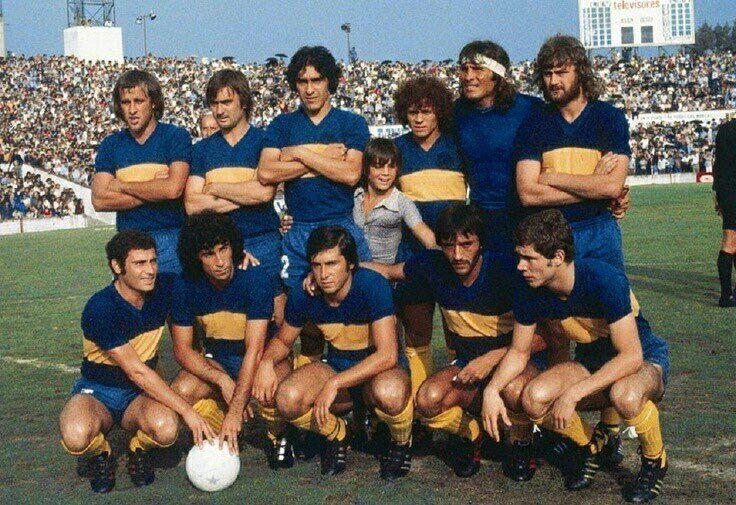 #BocaJuniors (1976)