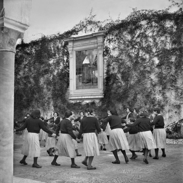 Nicolás Muller, Séville, Espagne, 1951.