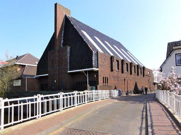 Breedebrug_en_gereformeerde_kerk_Appingedam