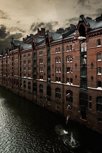 Hamburg Haven powereb by Red Bull