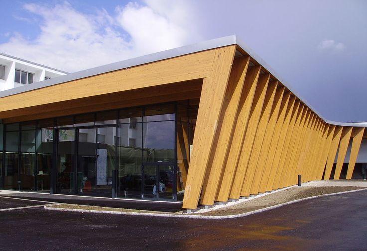 Tijeral de madera laminado encolado - Wiehag GmbH