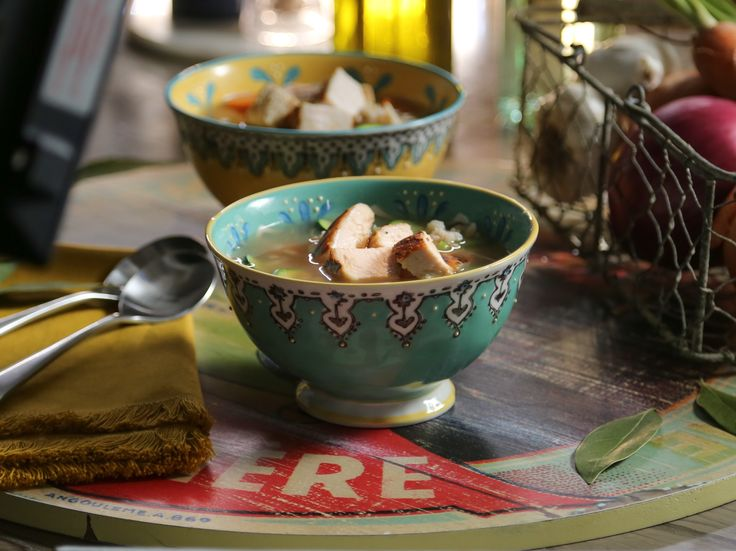53 best valeries home cooking show recipes with valerie bertinelli get valerie bertinellis grilled chicken vegetable soup recipe from food network forumfinder Images