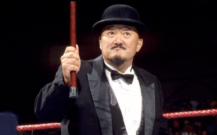 RIP WWE announced Sunday that Harry Fujiwara, who spent decades with the WWE as a wrestler and later as a manager to many championship winners, passed away at the age of 82. Mr. Fuji debuted in the Wor…