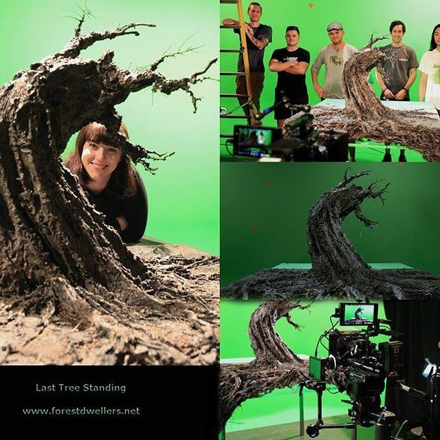 Miniature Unit in Action! A miniature of the Tree by one and only http://ift.tt/1foNC8w <3 #dystopian #environment #film http://ift.tt/1jfPouV