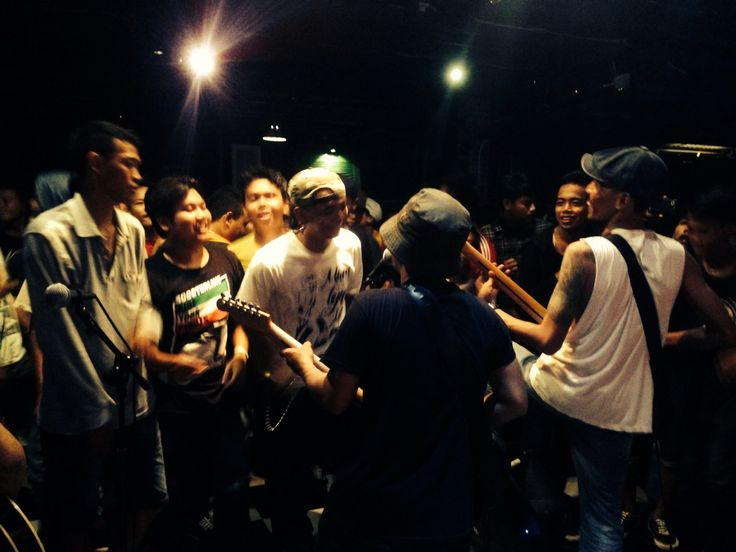 Indonesian rebel reggae