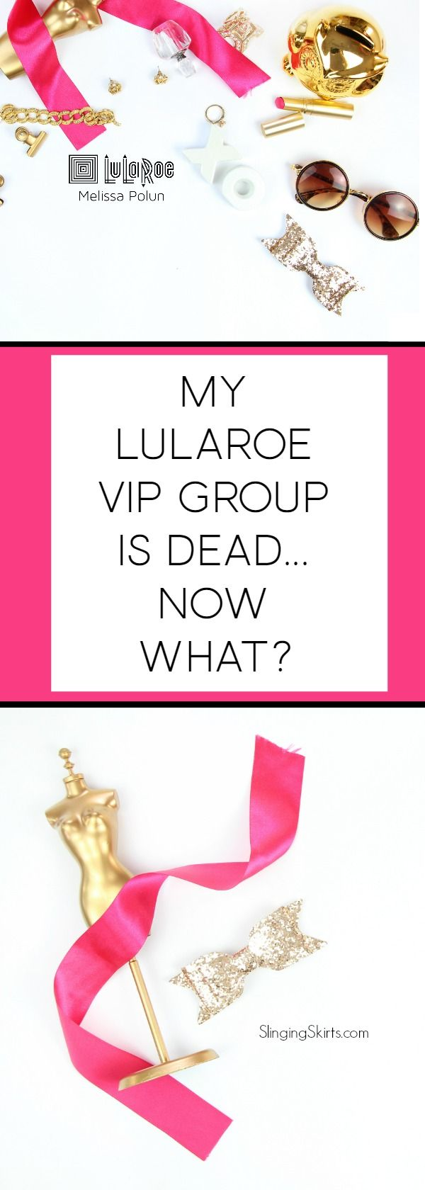 How to revive a dead LuLaRoe VIP group and how to build an engaged community of LuLaRoe customers!