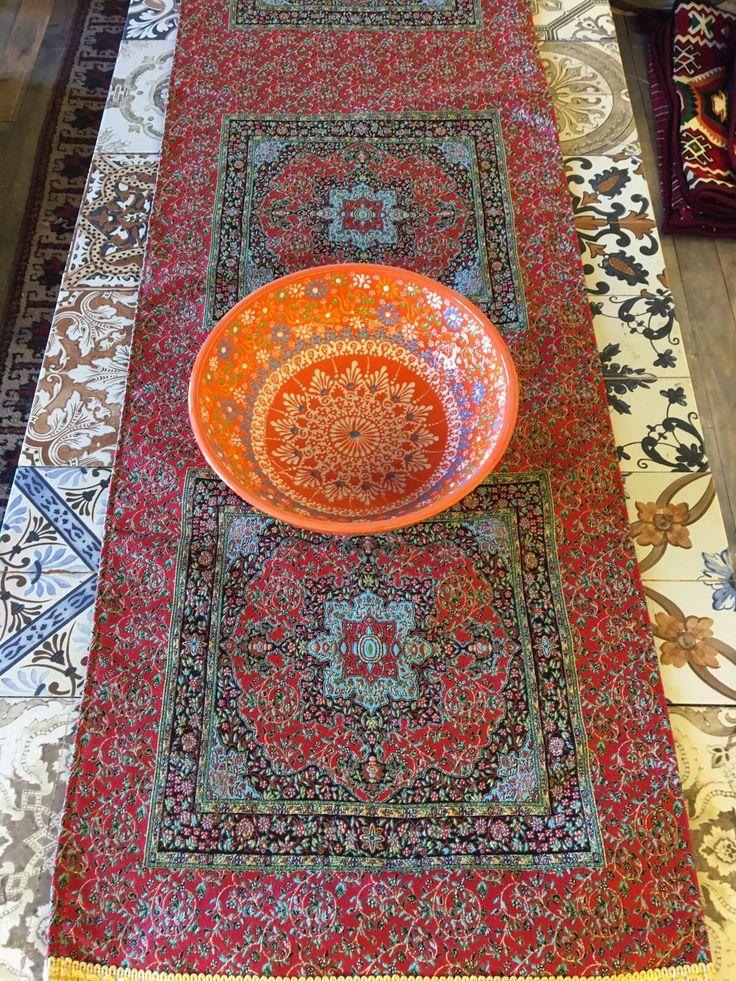 ORIENTAL TURKISH RUNNER, 0025
