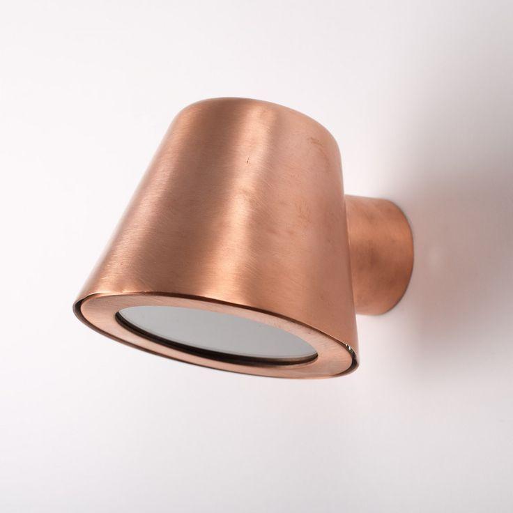Wandlamp Design Binnen & Buiten in Ijzer kleur | Nostalux.nl