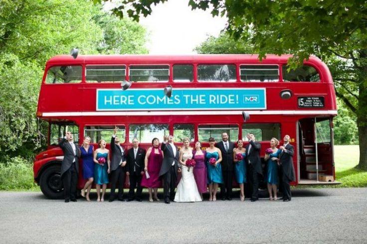 Transport dla gości weselnych