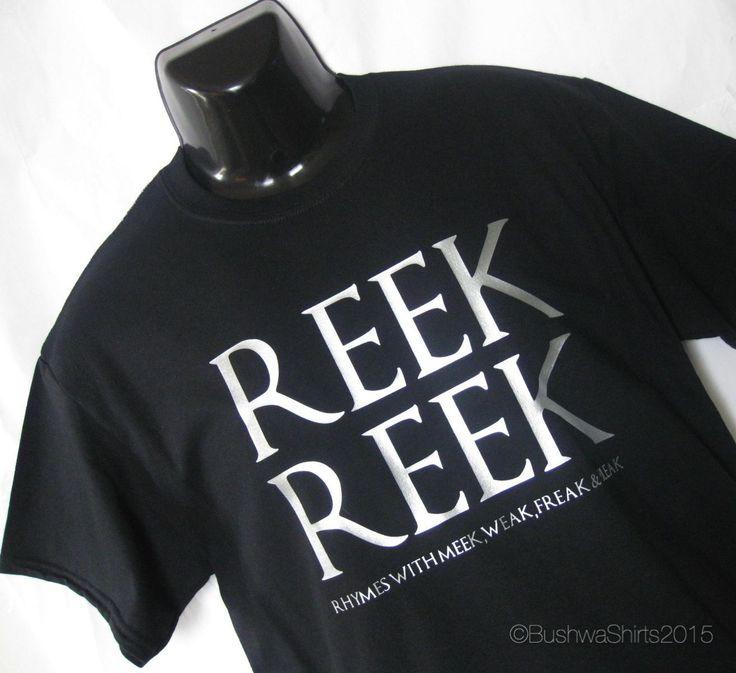 >> Click to Buy << Gildan Funny Theon Greyjoy REEK REEK GAME OF THRONES Inspired T Shirt Tee Top Mens #Affiliate
