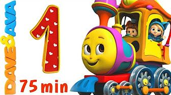 Learn Numbers, Shapes, Colors and More with Shawn the Train | All Short Cartoons with Shawn - YouTube