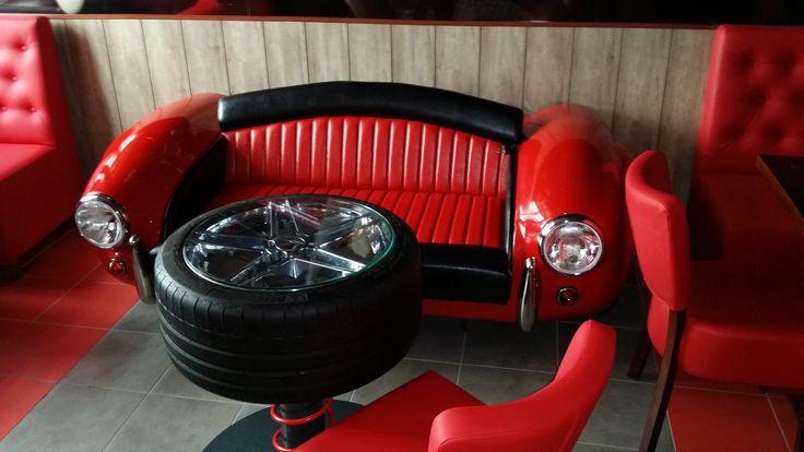 AC Cobra furniture in Bar