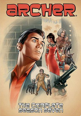 Archer: Season 7 - http://www.netflixnewreleases.net/all-netflix-new-releases/archer-season-7/