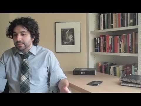 """""""Shocks and Phantasmagoria: Walter Benjamin and The Arcades Project"""" - YouTube"""