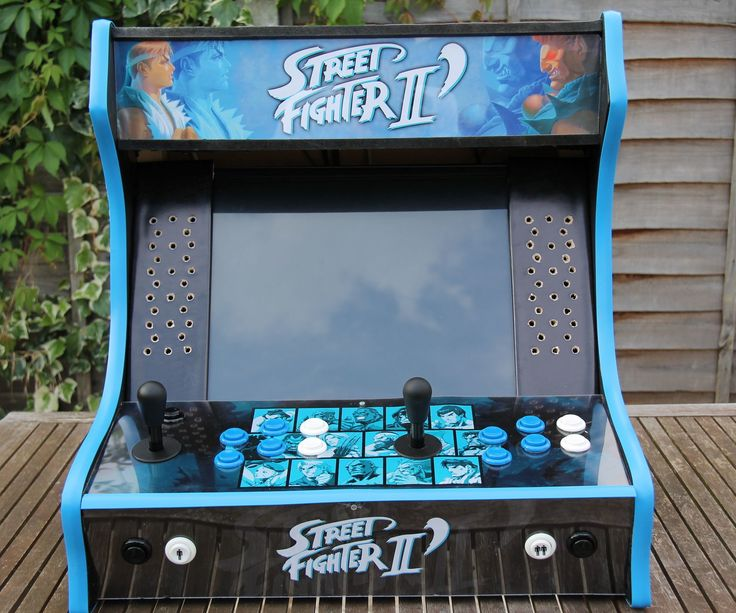 2 Player Street Fighter II Bartop Arcade with HyperspinIntroBorn in the 80's I was obsessed with button bashing arcade beat' em ups like Streets of Rage, TMNT, Golden Axe etc…And fighting games like Street fighter, Mortal Kombat, Tekken etc...So when I finally bought my own house 3 years ago I looked into owning one of these bad boys…. Only problem is they cost £2k. For just 1 game!!! I had played around with SNES & NES emulators on the PC for a while but u...