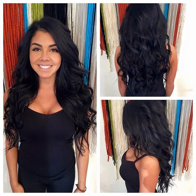 15 best lucky locks hair extensions images on pinterest hair one of the lovely ladies wearing her lucky locks hair extensions tape ins done at the lucky locks beauty bar pmusecretfo Choice Image