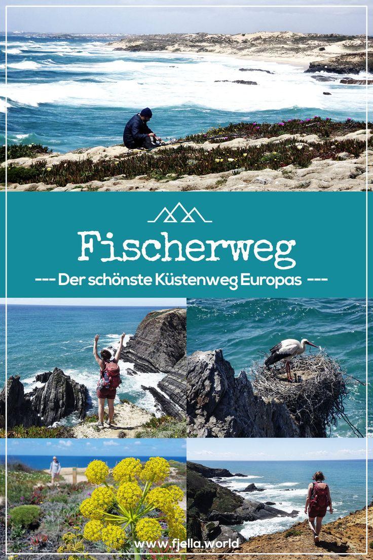 Der schönste Küstenwanderweg Europas: Der Fischerweg in Portugal